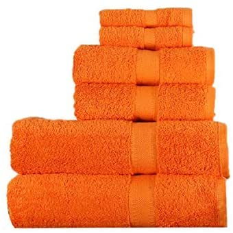 Asciugamani arancio