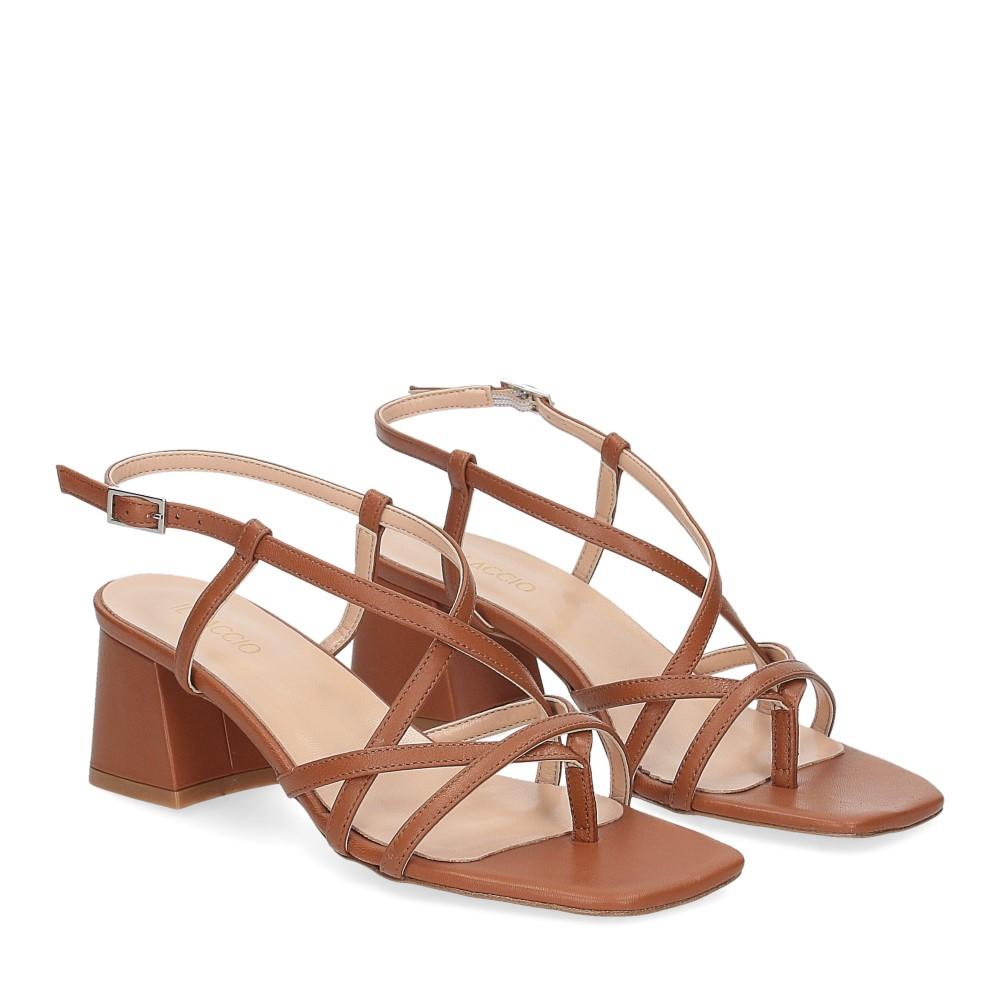 Il Laccio sandalo 1417 pelle cuoio