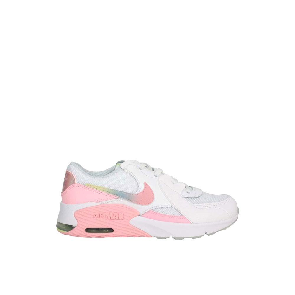 Nike Air Max Excee Mwh Rosa Bianco da Bambina