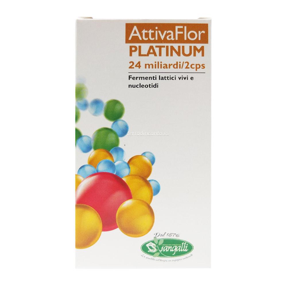 Attiva Flor Platinum Fermenti Lattici Sangalli