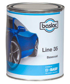 35 Line Solvent Basecoat