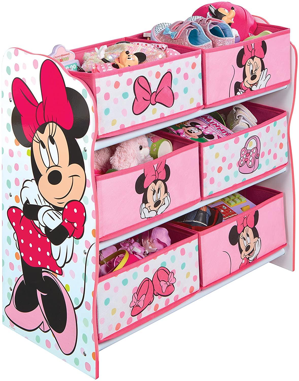 Contenitore Porta Giochi Minnie 60x63.50x30 cm