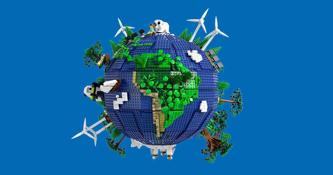 LEGO: sono riciclabili o no?