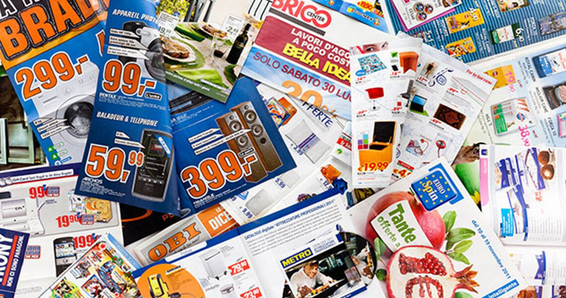 Flyers, pay little and take advantage of offers