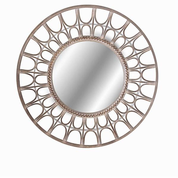 Andrea Fontebasso - Specchio in legno Home decor Mantra