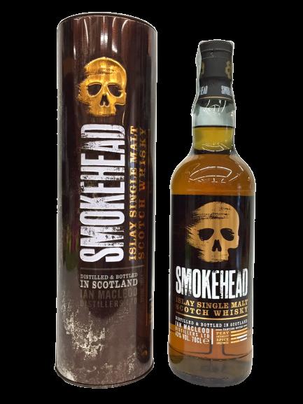 Whisky Smokehead - Scotland
