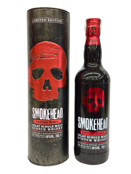 Whisky Smokehead Sherry Bomb - Scotland