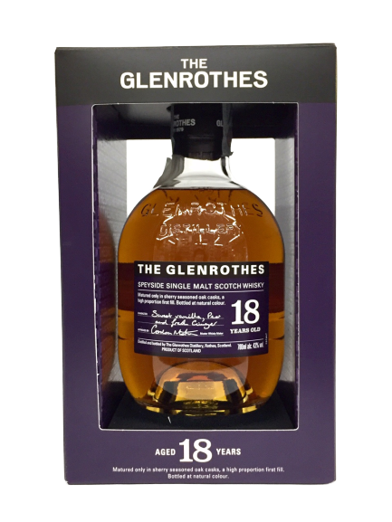 Whisky The Glenrothes 18 anni - Speyside Single Malt Scotch Whisky