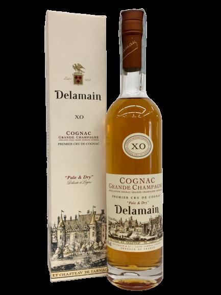 Cognac Delamain Pale & Dry X.O. cl. 0,35 - Jarrac Charente - France