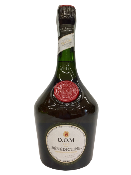Liquore Benedictine D.O.M. - Fécamp - Normandia