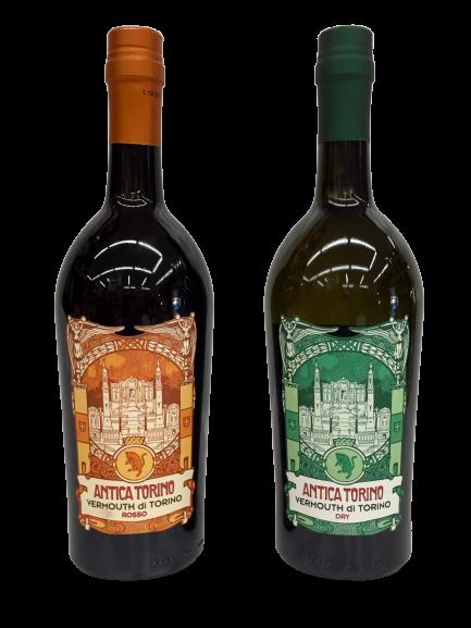 Vermouth Antica Torino Rosso e Dry - Antica Torino S.r.l. - Torino