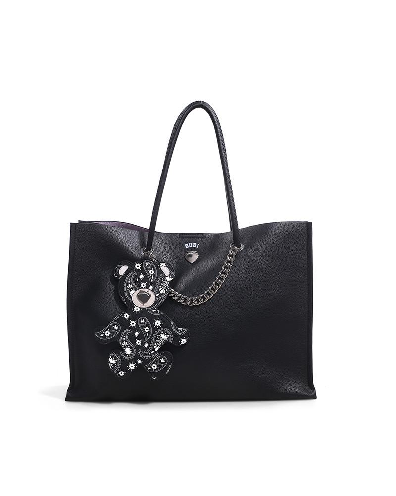 Le Pandorine Bubi Bag PASSWORD Black