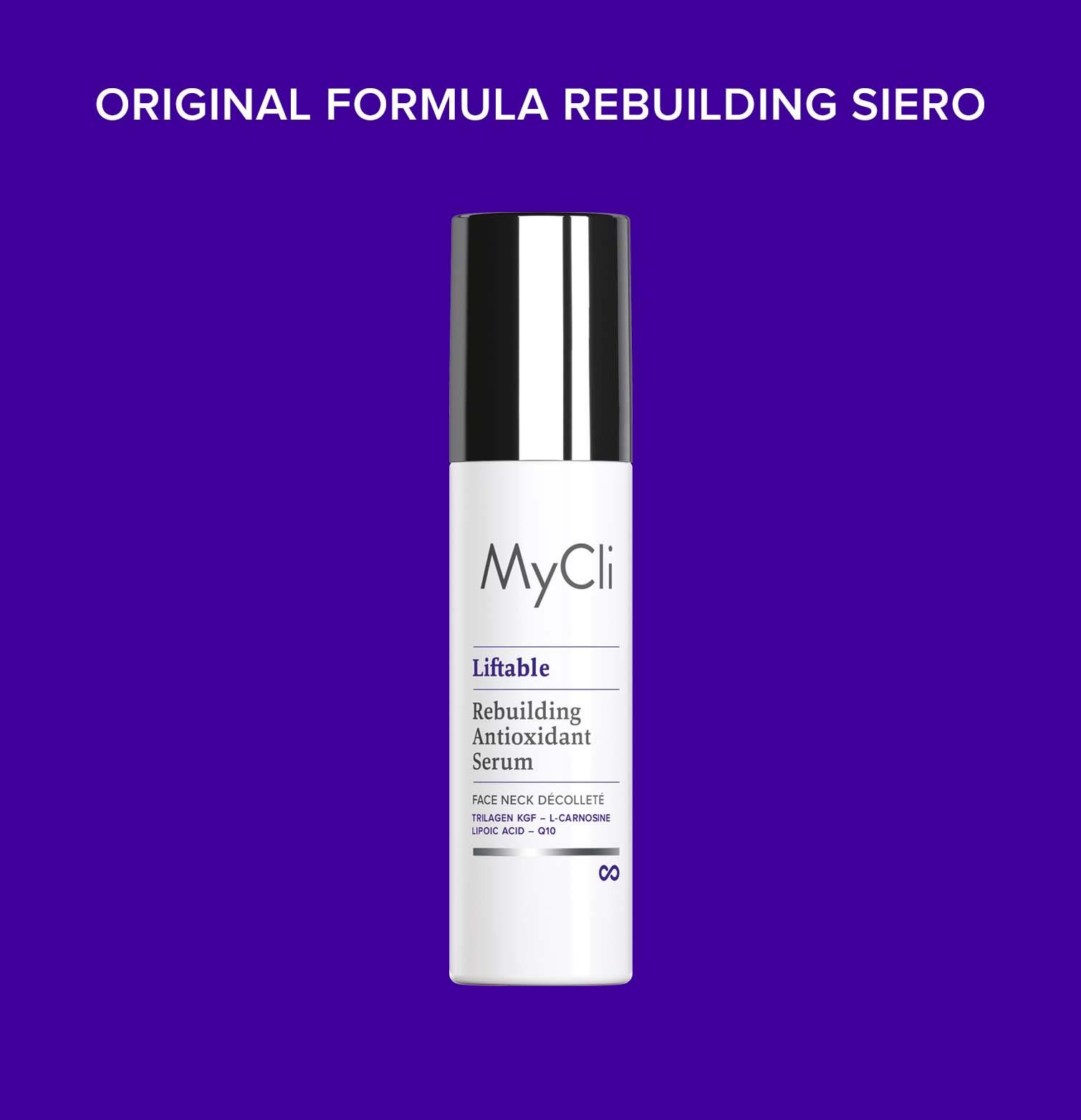Liftable Rebuilding Siero Antiossidante 50 ml - VISO COLLODÉCOLLETÉ