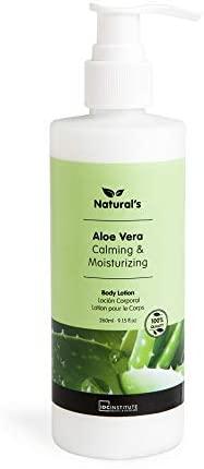 Crema corpo Aloe Vera 260 ml IDC