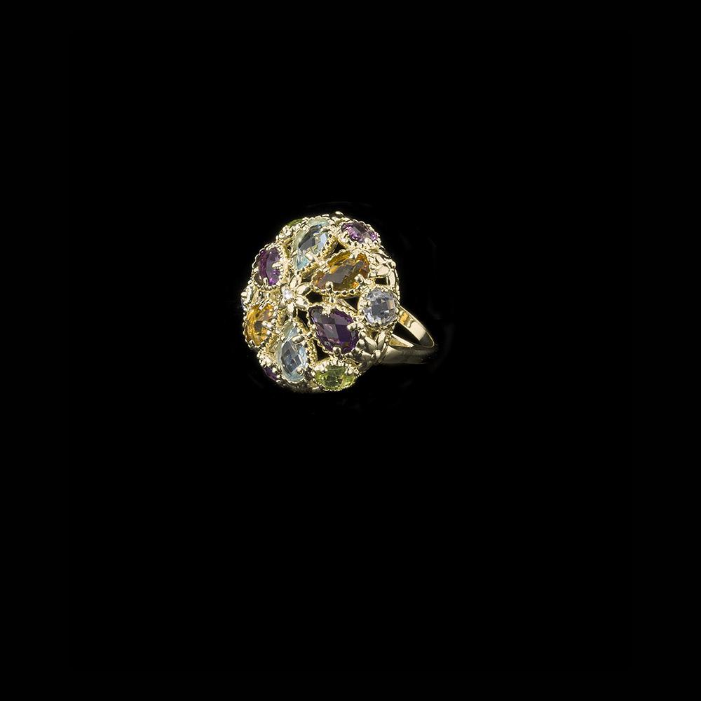 Sovrani Gioielli - Anello Oro Versailles, J4455