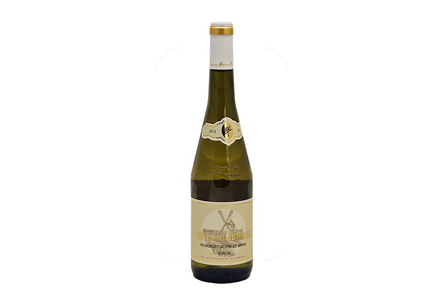 Vino Bianco Chateau De Gravelle 2015