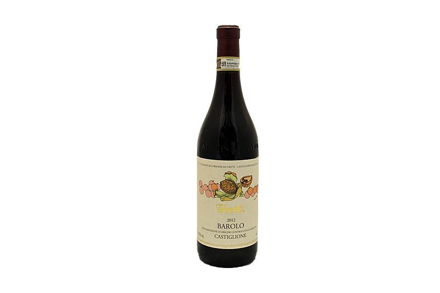 """Vino Rosso Barolo """"Castiglione"""" Vietti DOCG 2012"""