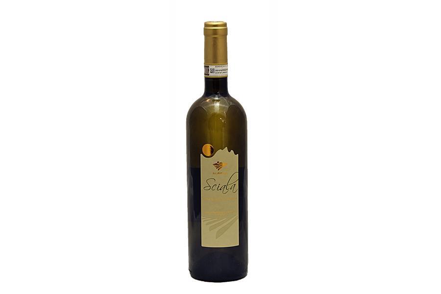 Vino Bianco Sciala Vendemmia Tardiva Vermentino di Gallura DOCG Superiore 2016