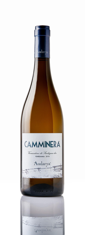 Camminera Vermentino di Sardegna doc 2018 cl.75