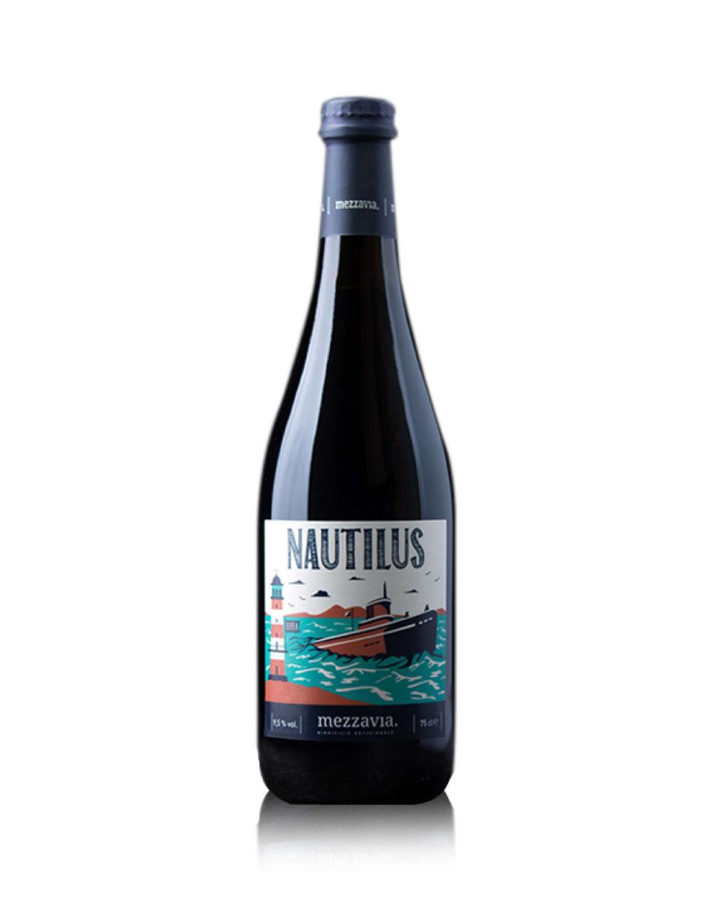 Nautilus Birra Artigianale cl.75