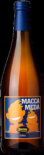 Macca Meda Birra ArtigianaleBirrificio Barley cl.75