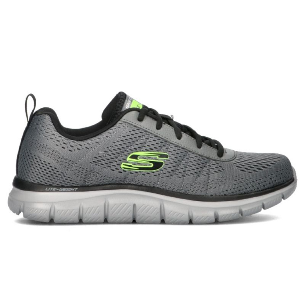 Sneakers Uomo Skechers Sport Track 232081 CCBK  -21