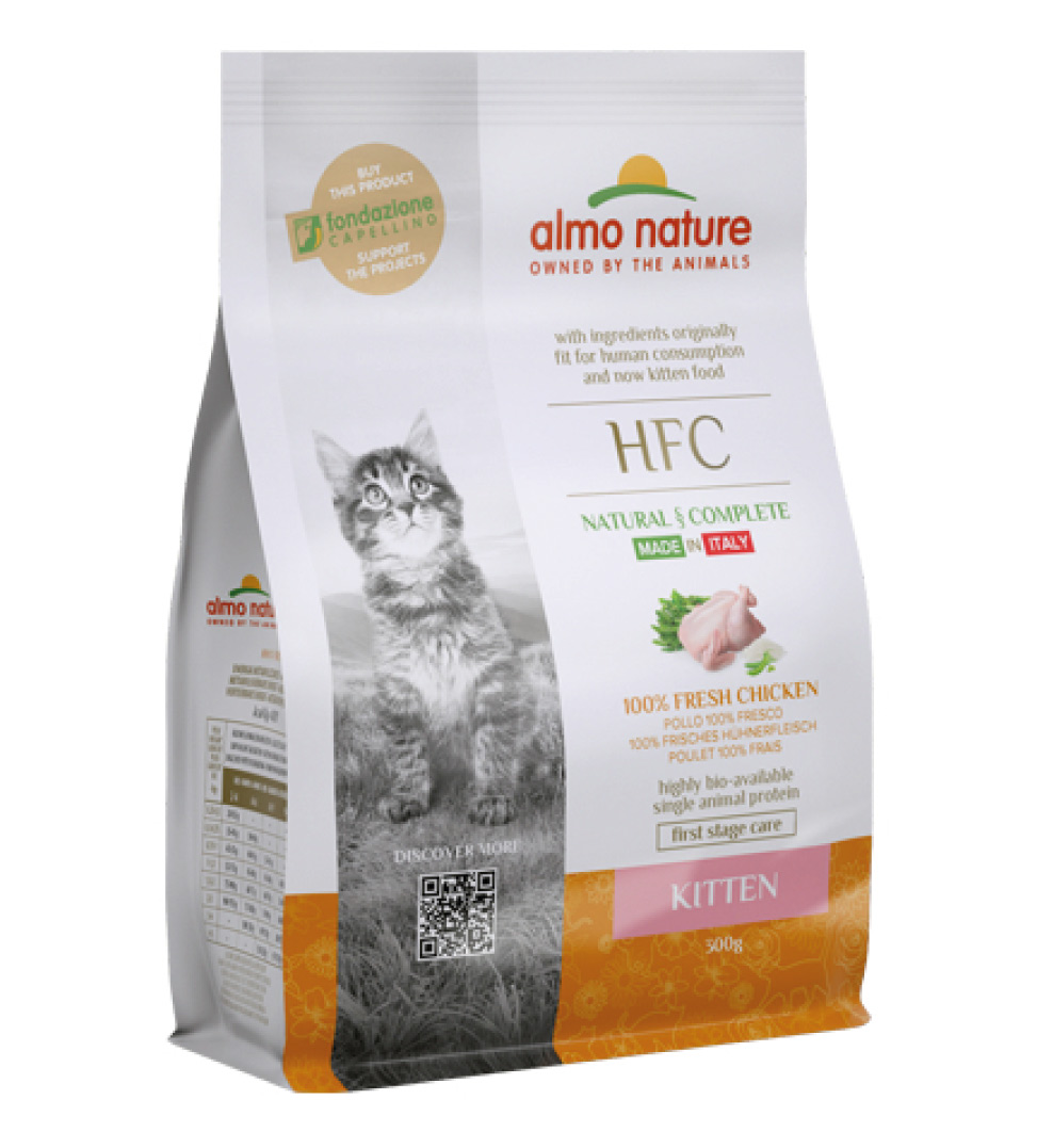 Almo Nature - HFC Cat - Kitten - Pollo - 300 gr