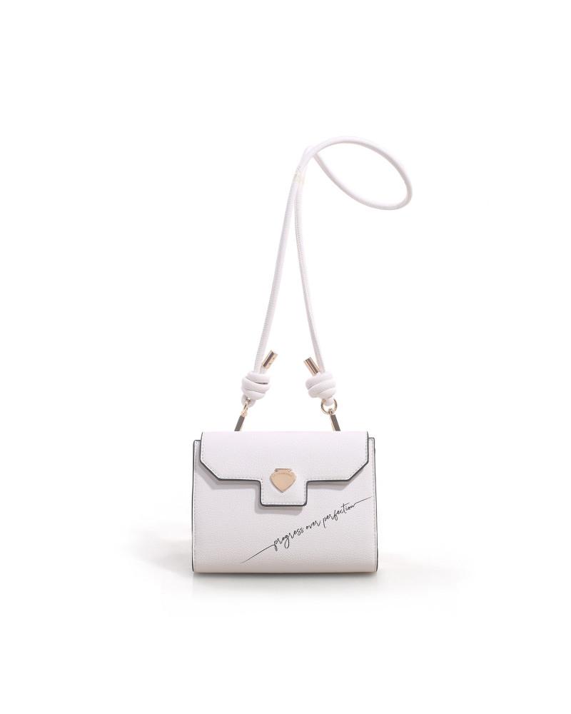 Le Pandorine Gardenia Mini PROGRESS White