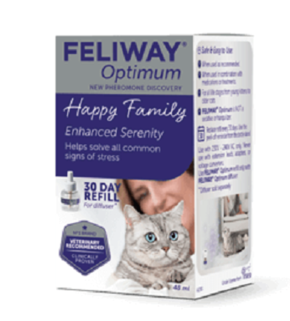 Ceva - Feliway Optimum - Ricarica 48ml