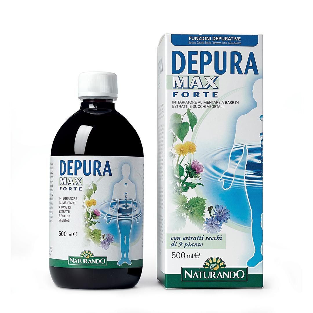 Naturando, Depuramax Forte 500ml
