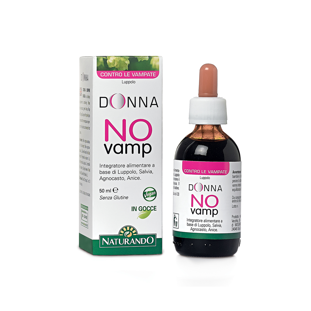 Naturando, Donna No Vamp 50ml