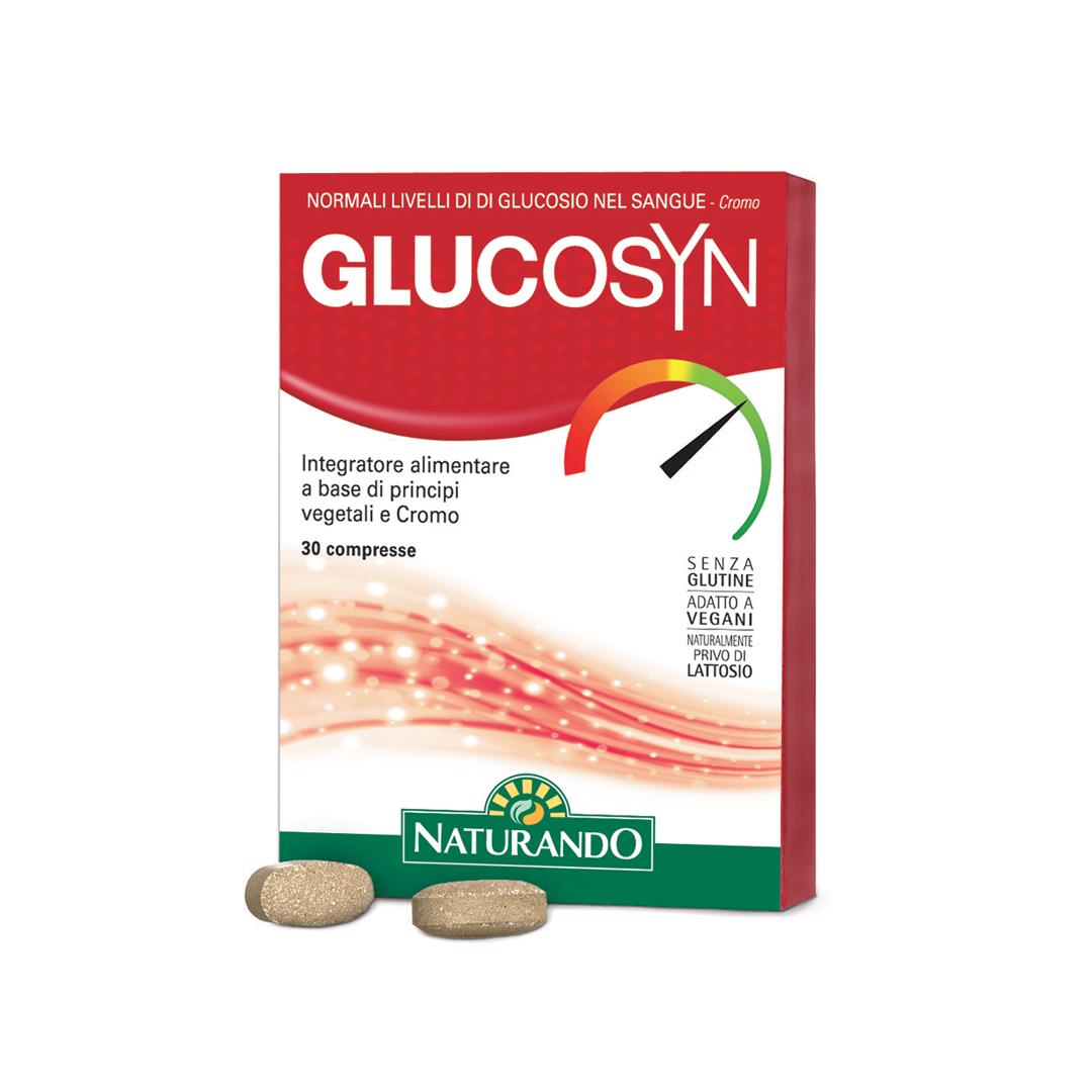 Naturando, Glucosyn 30cmp