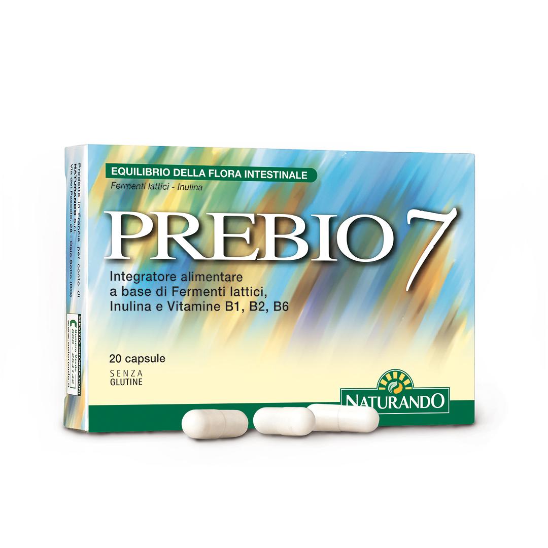 Naturando, Prebio 7 20cps