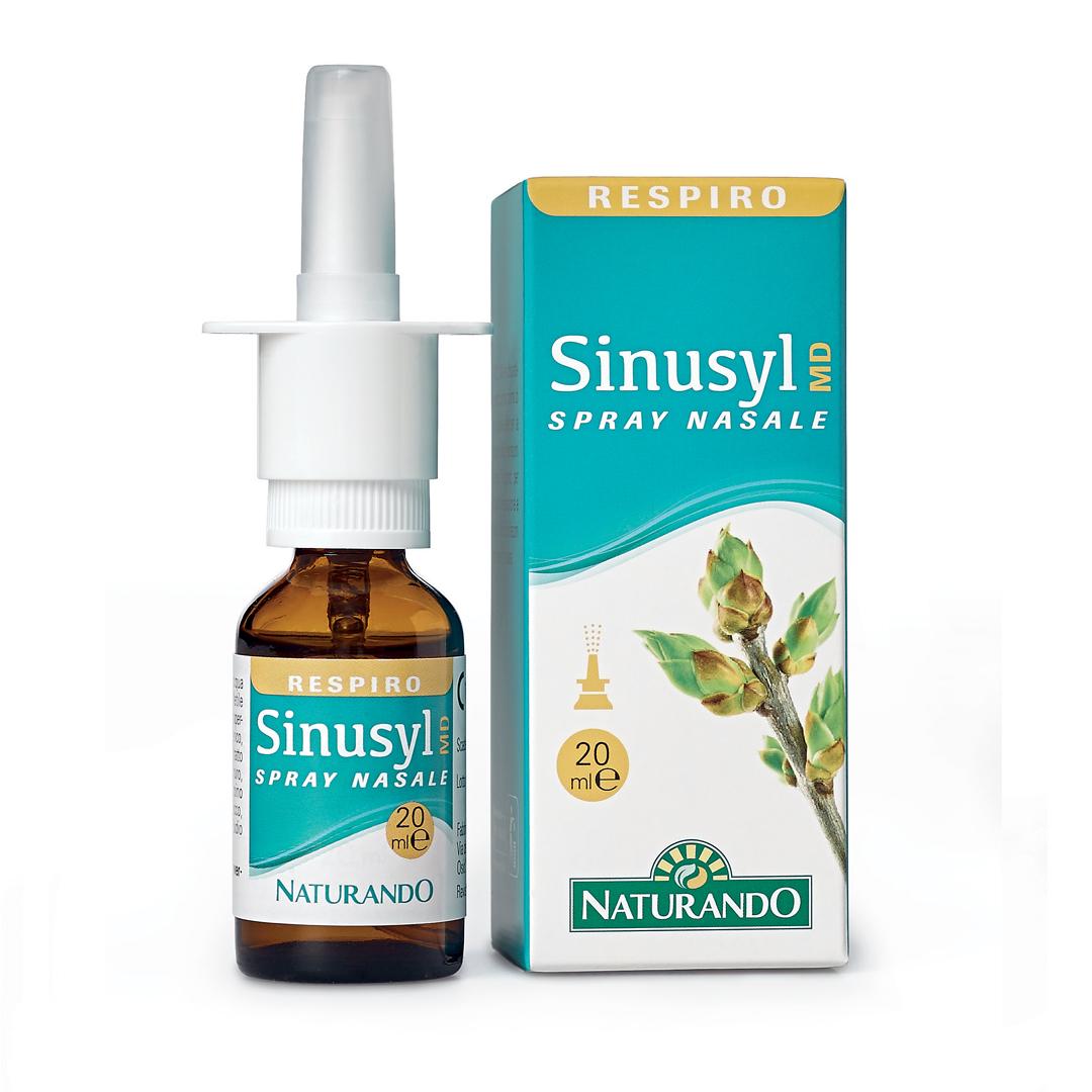 Naturando, Sinusyl spray nasale 20ml DM