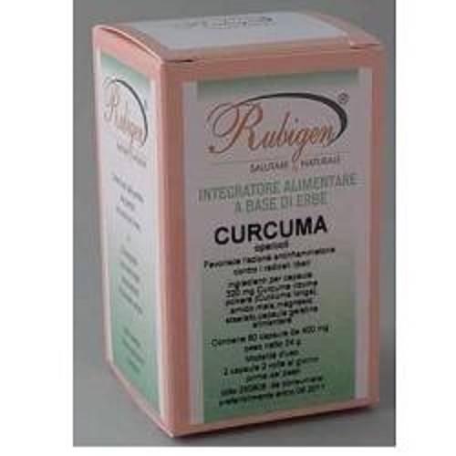 Raihuen, Curcuma 60cps