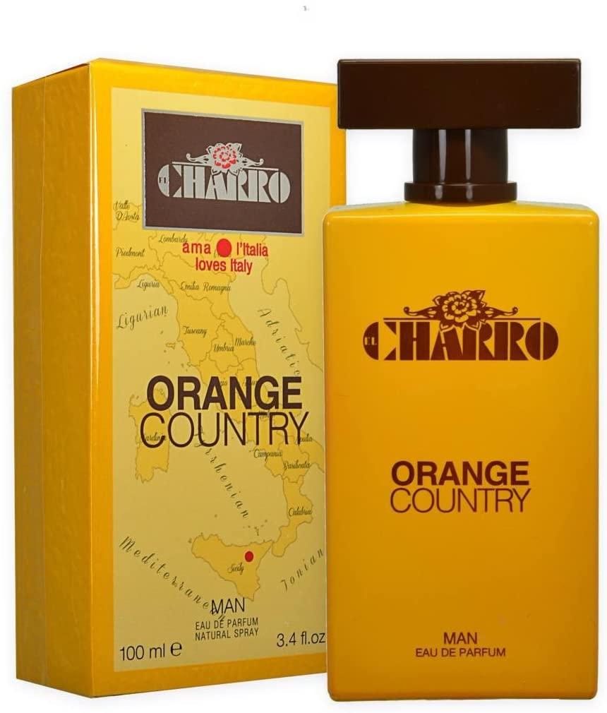 Profumo CHARRO ORANGE COUNT EDP 100 ml