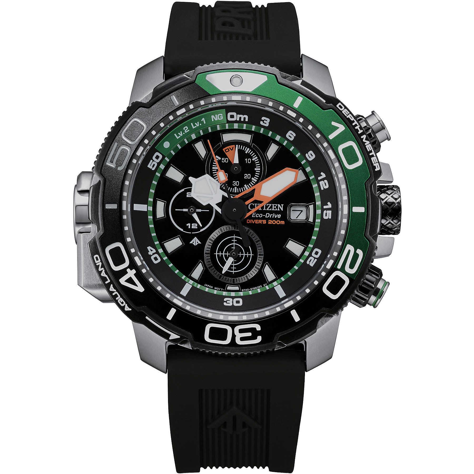 Citizen Promaster Profondimetro Cronografo BJ2168-01E