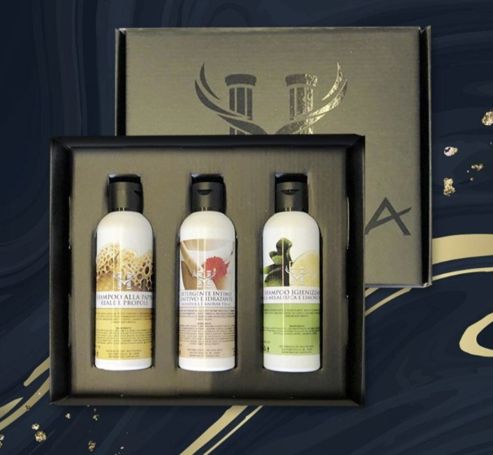 Cofanetto LENITIVO Da N. 3 Flaconi Da 150 Ml (LIMITED EDITION)
