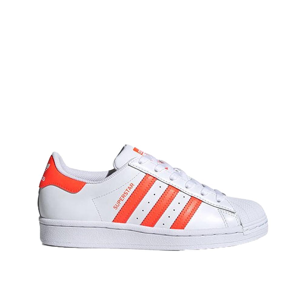 Adidas Superstar Arancione Fluo Unisex