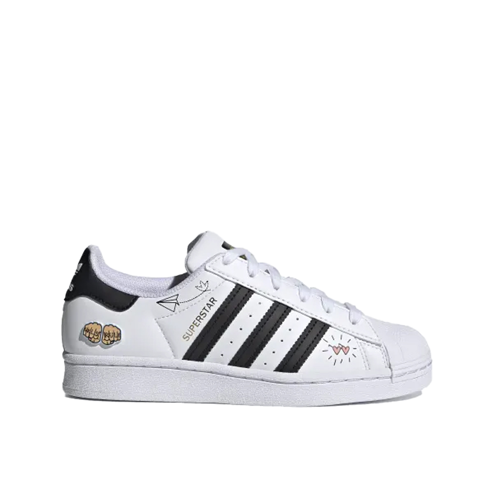 Adidas Superstar Grls Rule Multicolor da Donna