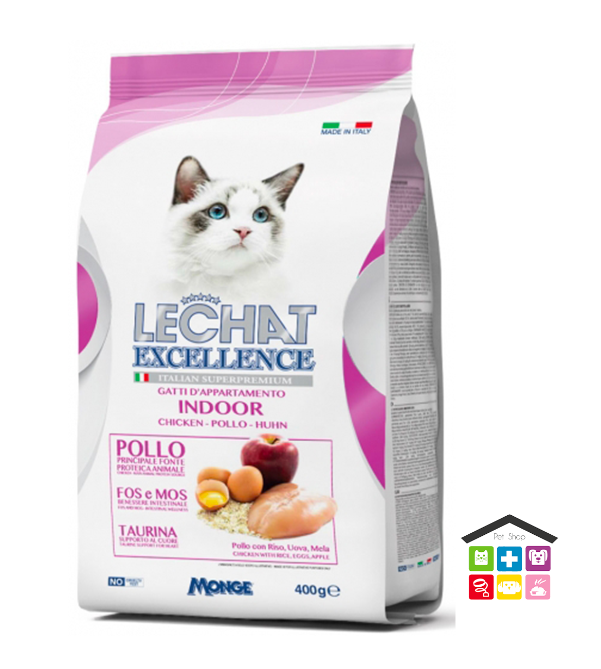 Le Chat excellent indoor –0,400g