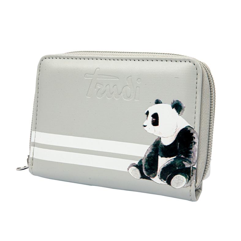 Portafoglio Panda Trudi dim.13x9x2 cm Novità-2