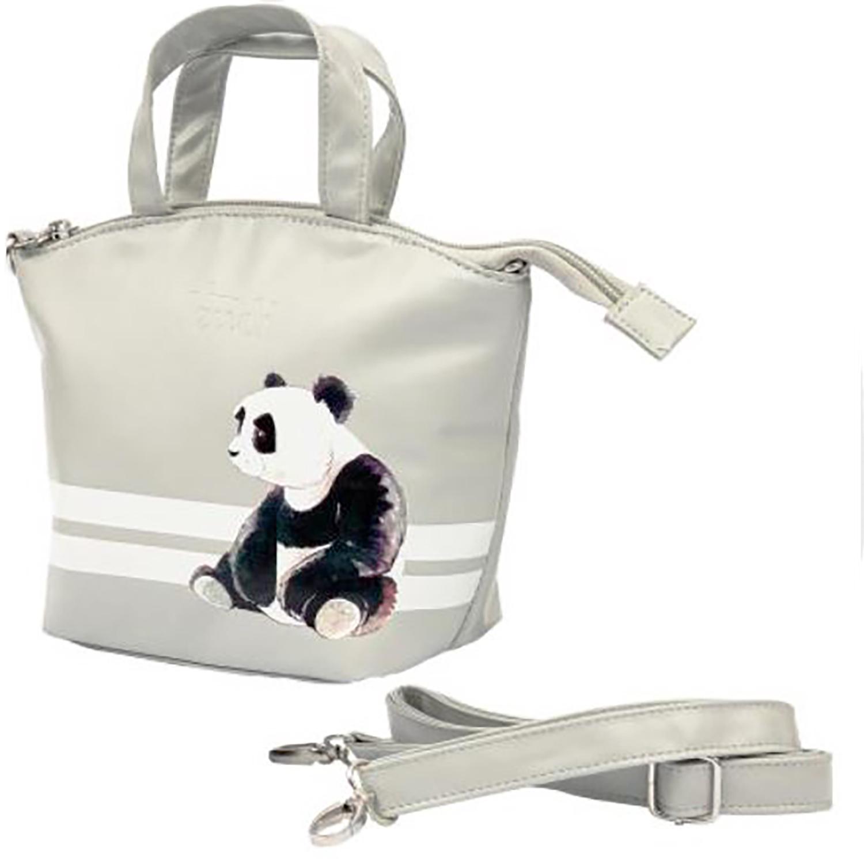 Borsa Trudi Panda dim. 22x17 con tracolla Novità