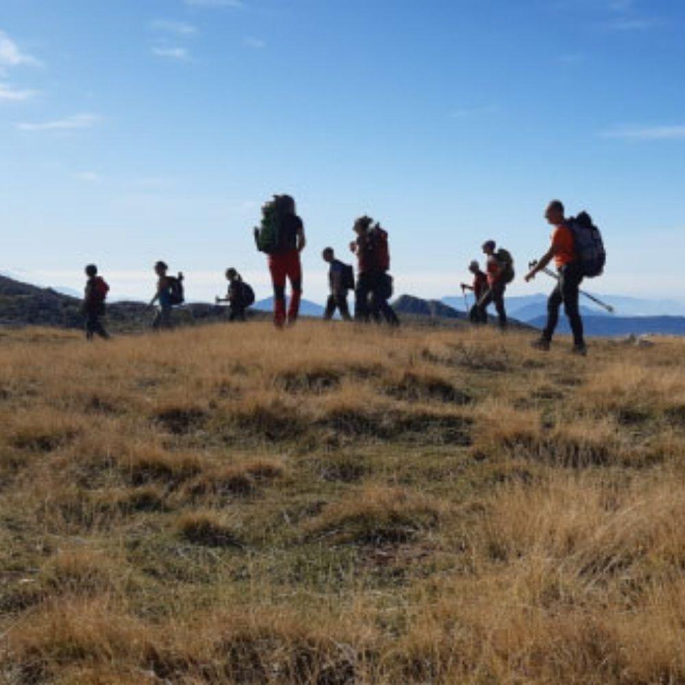 Garmont - Planning a long-distance walk