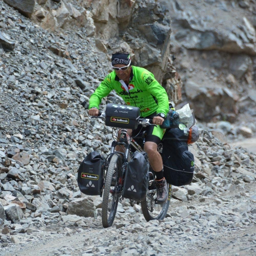 Garmont - Caravanserai 2019: cycling the Silk Road