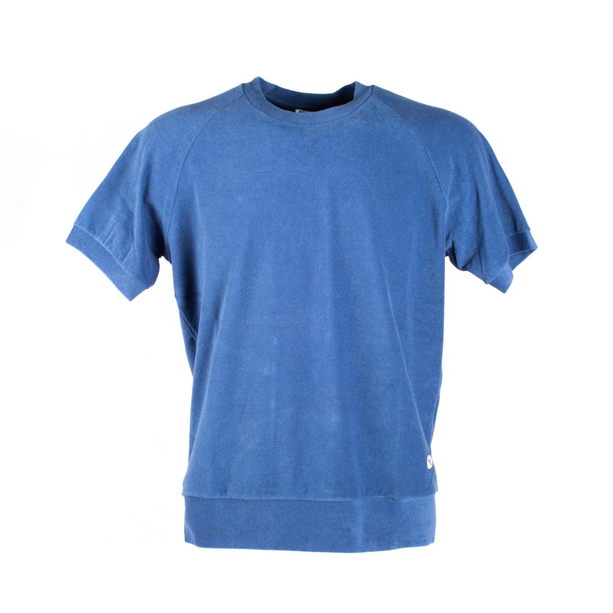T-Shirt Doppiaa Azzurro Intenso