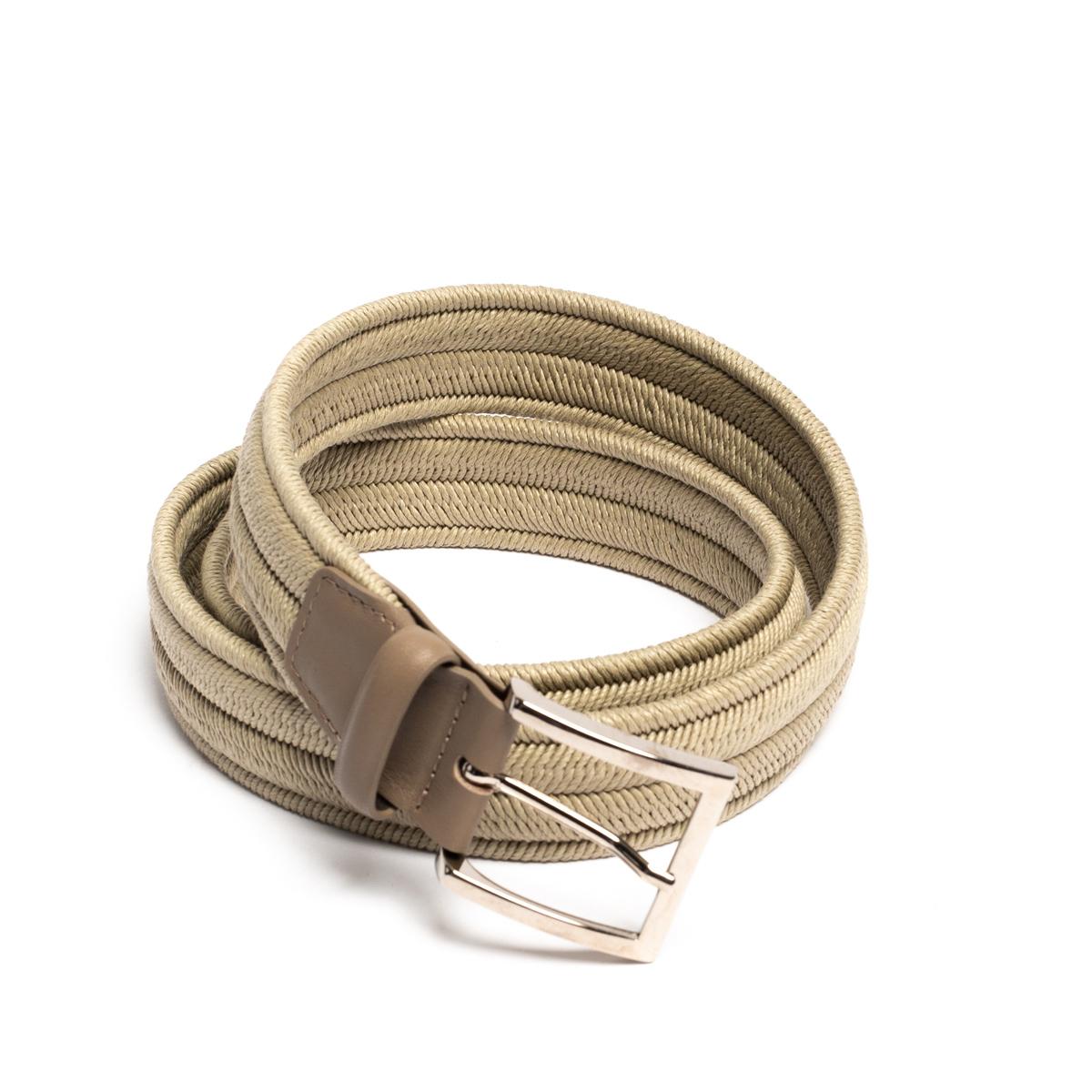 Cintura Orciani Elast Sabbia