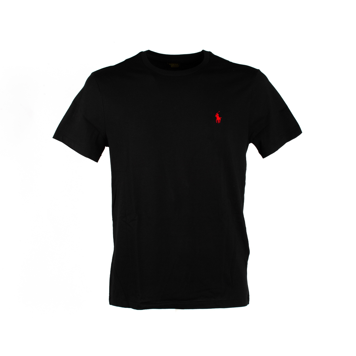 T-Shirt Manica Corta Polo Ralph Lauren Nera