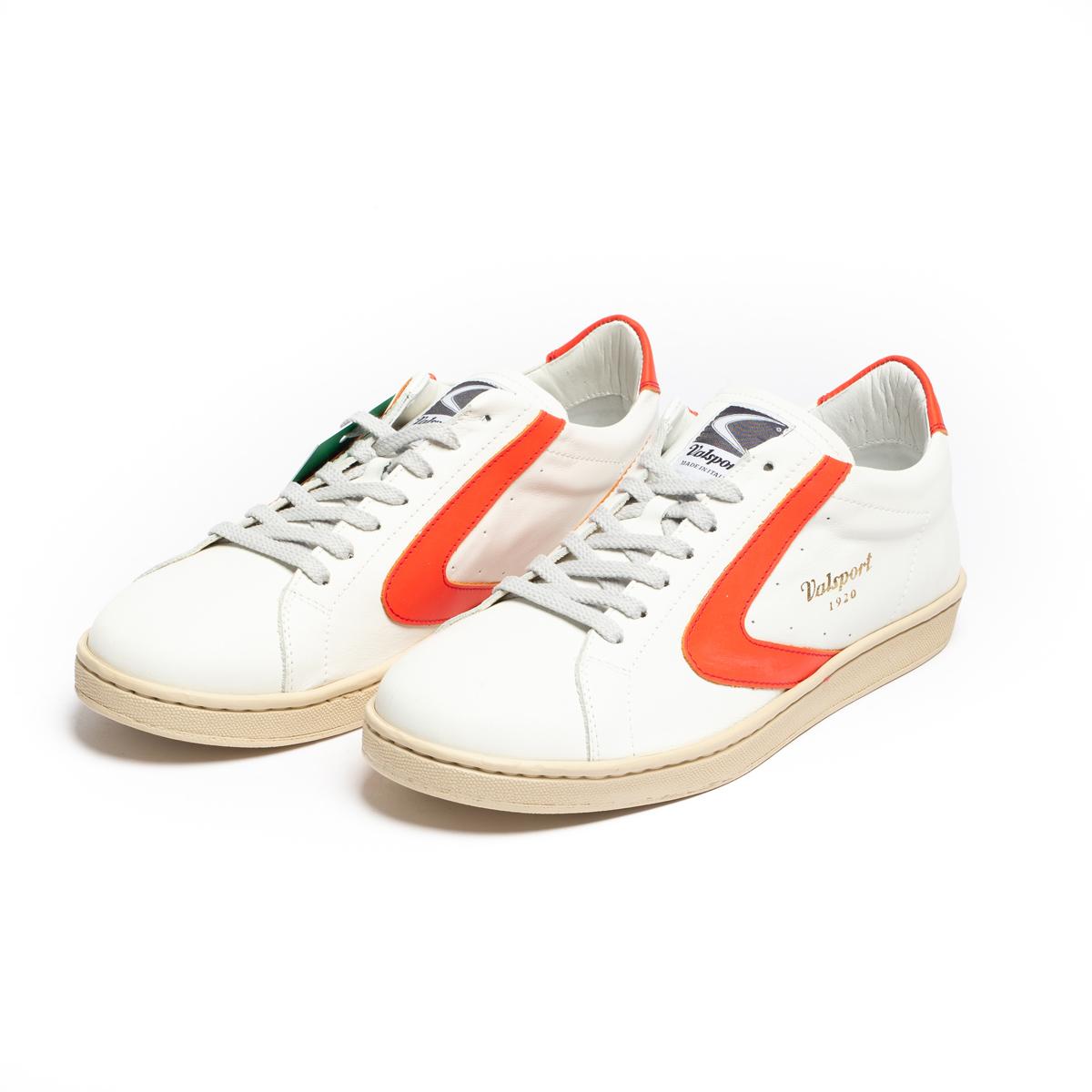 Sneaker Valsport Tournament Boomerang Arancio