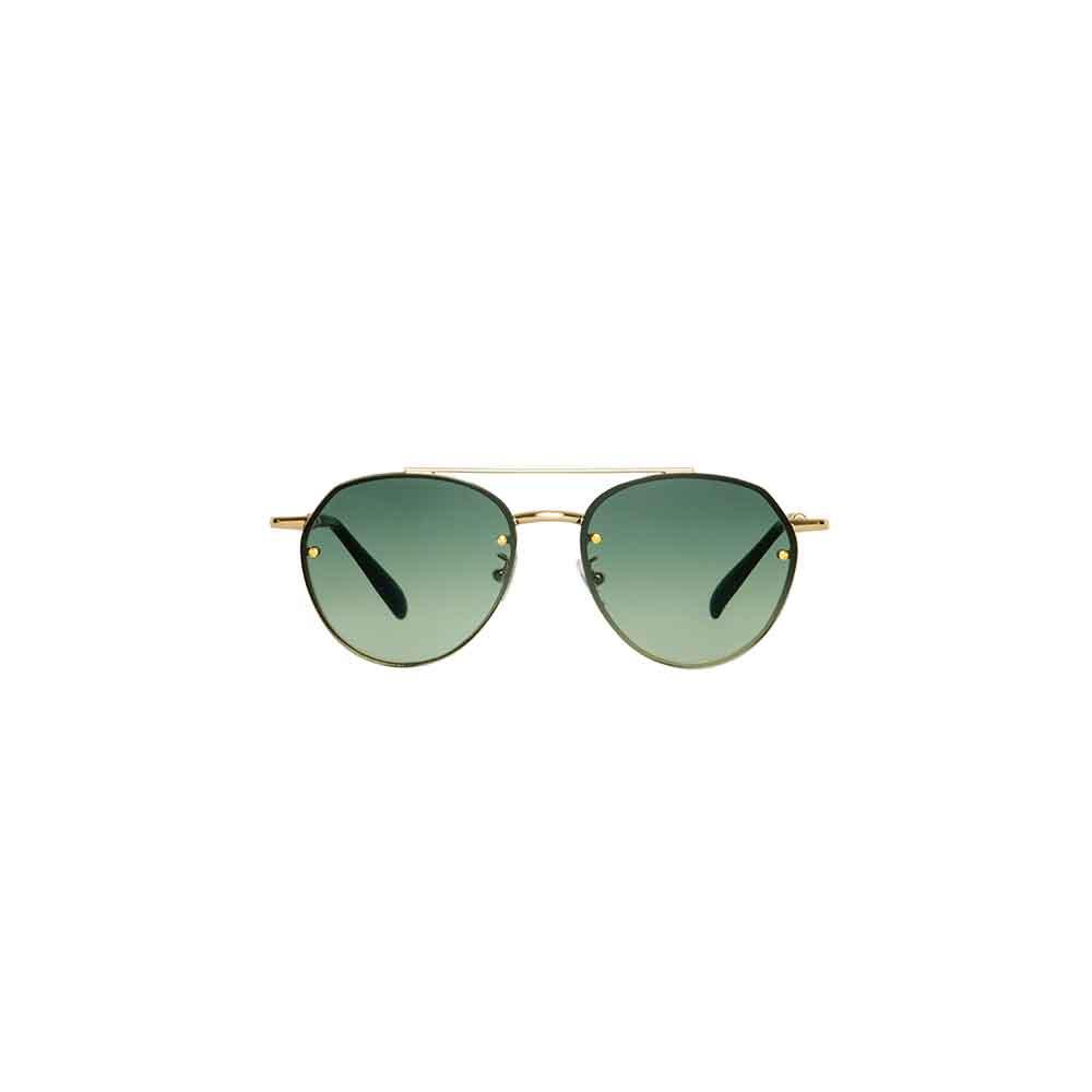 Occhiali da sole verde collezione Sorpasso ad alta protezione